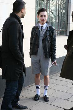 Onesie, They Are Wearing: London Fashion Week - Slideshow