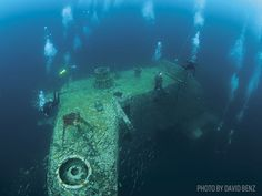 Using a map from ArtToMedia, we bring you the best dive profiles for penetrating the Mighty Oriskany shipwreck and tips for exploring the ship safely.