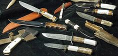 [Videos] Make your own knife with one of these ways...  http://www.homesteadingfreedom.com/5-ways-to-make-your-own-knife/