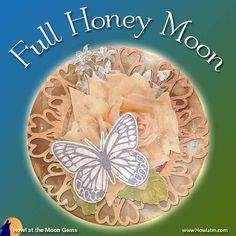 May's Honey Moon, a time for love. Wicca, Pagan, Full Moon Names, Moon Images, Howl At The Moon, Honey, Gems, Image Search, Sunday