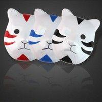 Geek | Pop Anime Naruto ANBU Ninja Mask Cool Party Halloween Cosplay Costume Accessory