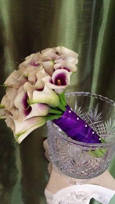 Picasso Calla bouquet