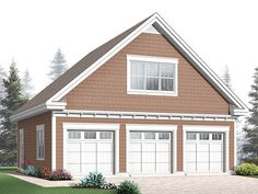 215 Best Garage Plans With Loft Images In 2019 Garage Plans With