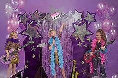 Hannah Montana Rock the Stage Pop Star Kids Birthday Party Favor Mini Gift Bag