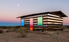 """Lucid Stead"" Installation in Joshua Tree National Forest 