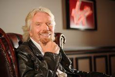 Richard Branson estuvo al borde de la muerte por un gravísimo accidente en motocicleta
