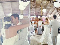 Jupiter Civic Center is such a wonderful rustic venue. Beach Wedding by Stay Forever Photography
