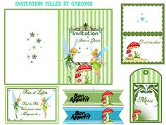 LA FEE CLOCHETTE - 1 et 2 et 3 DOUDOUS * PATRONS* PATTERNS * GABARITS FETE A THEMES POUR ENFANTS
