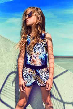 Shop Molo Swimwear at Childrensalon #childresalon #CSWintersun
