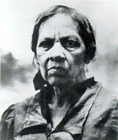 Sandinos mother,Margarita Calderón.