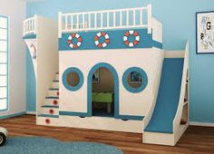Fotos de camas originales para ni os dise o pinterest html - Camas divertidas infantiles ...