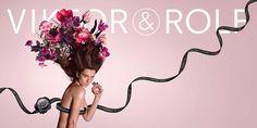 Viktor & Rolf Flowerbomb Fragrance S/S 2014