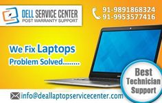 Dell Service Center in Vaishali is the only service hub which have so many features in one. We furnish our clients with free pick & drop facility, free door-step service and same day repair facility.
