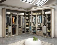 Closets translation missing: pt.style.closets.moderno por TODOMADERA ESTEPONA