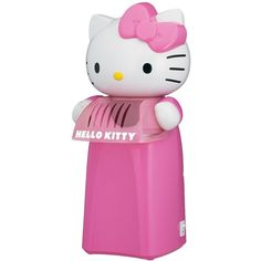 Hello Kitty Electric Air Popcorn Maker, Pink ($48) ❤ liked on Polyvore featuring pink