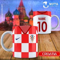 croatia DESIGN FOR MUGS WORLD FOOTBALL T-SHIRTS