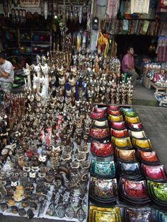 Ubud - marché