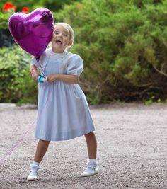 I heart you! Zum 39. Geburtstag ihrer Mama am 14. Juli präsentiert sich…
