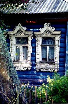 Slavic windows