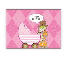 Niedliche Glückwunschkarte zur Geburt: Endlich bist Du da!! - http://www.1agrusskarten.de/shop/gluckwunschkarte-zur-geburt-mit-stofftieren-und-kinderwagen-endlich-bist-du-da/    00000_1_2346, Eltern, Familie, geboren Neugeborenes, Geburt, gratulieren Großeltern, Grusskarte, Klappkarte Baby00000_1_2346, Eltern, Familie, geboren Neugeborenes, Geburt, gratulieren Großeltern, Grusskarte, Klappkarte Baby