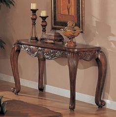 Venice Traditional Sofa Table