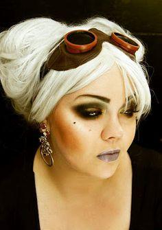 Makeup your Jangsara: Look for Fun: Steam punk