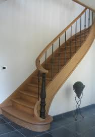 Balustrade vide trapleuning op maattrapleuning op maat vloeren pinterest search - Redo houten trap ...