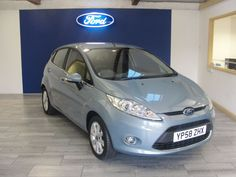 NOW SOLD - Ford Fiesta 1.4 Zetec 5dr is now available at Swanson Ford! Please call 01626 352000 or visit www.swanson-ford.co.uk   #Ford #Fiesta #Zetec #Hatchback #2008