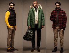 Woolrich John Rich & Bros. Fall Winter 2013