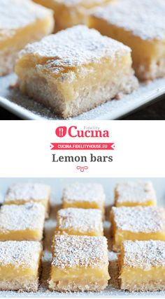 #Lemon bars
