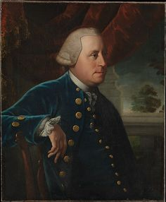 """Reynold Keen"" by Matthew Pratt (1769) at the Metropolitan Museum of Art, New York"
