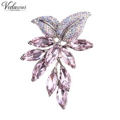 e8ef3057ec 997 Best brooches for women images in 2018   Blossoms, Brooches ...