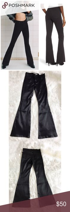 302dcdc8d55 NWT Topshop Moto Jamie Flare Pants, high waisted Brand new with tag Super  cool Topshop