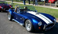 67 AC Cobra....The Father of the Muscle Car