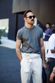On the Street…Casual Friday, Milan «  The Sartorialist