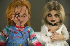 chucky and his bride | Charles Lee Ray Chucky
