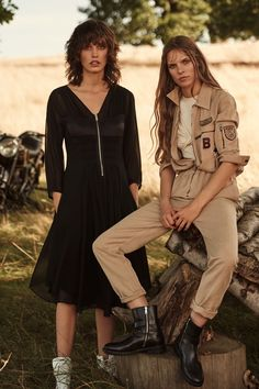 Belstaff Spring 2017 Ready-to-Wear Collection Photos - Vogue