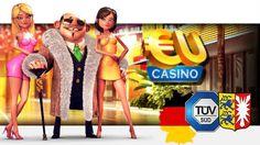 Jetzt im EUCasino spielen! Mega Welcome Offer #Casino #Welcomebonus #Cash