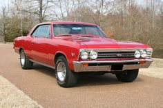 1967 Cheverolet Chevelle SS..Re-pin Brought to you by Ins. agents at #HouseofInsurance in #EugeneOregon for #AutoInsurance