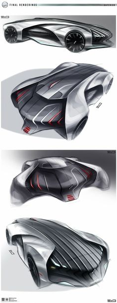 2025 Buick HB-W Concept in Winners announced: CDN - GM Interactive Design Competition 2013-2014 - Phase II via