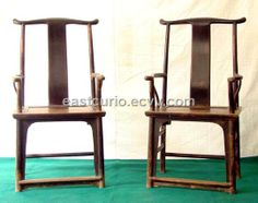 Chinese Antique Furniture - Chairs (EHY9) (EHY9) - China Ancient, Eastcurio