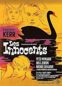 """Les innocents, tiré de la nouvelle """"Le tour d'écrou"""", comme Les Autres de Amedabar"""