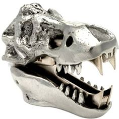 Awesome T-Rex Staple Remover. At a not so awesome price of $70.00. If you got the extra money it would be neat.