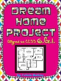 Dream home area project