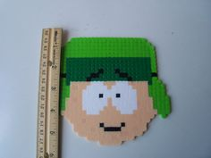 South Park Perler Beads Kyle