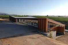 VENTOLERA #wine #architecture #chile