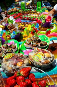 Luau Party. That's a feast