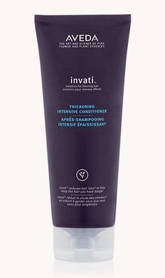 Thickens and intensely conditions hair with three times more natural oils and butters.*<BR><BR>Soy protein and naturally derived amino acids mimic hair's building blocks to help weightlessly thicken hair from within.<BR><BR>Contains <STRONG>densiplex<SPAN class=trade>™</SPAN></STRONG>—an invigorating blend of Ayurvedic herbs, including ginseng and certified organic turmeric. Use the <STRONG>invati<SPAN class=trad...