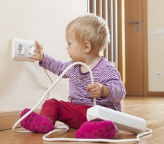 Babyproofing Lucile's list