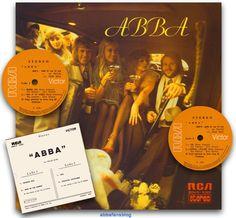 """Four track Abba """"Mamma Mia"""" EP from Bolivia #Abba #Agnetha #Frida #Vinyl #Bolivia http://abbafansblog.blogspot.co.uk/2016/01/wish-list-bolivian-mamma-mia-ep.html"""